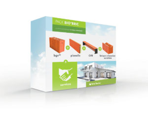Pack biobric maison individuelle