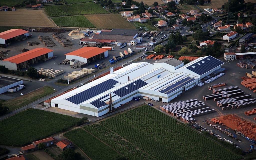 site production terre cuite La Boissiere du Dore